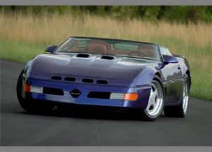 Rare Opportunity: 1991 Callaway Speedster For Sale in Arizona