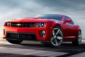 Changes Revealed For 2013 Camaro Model Year