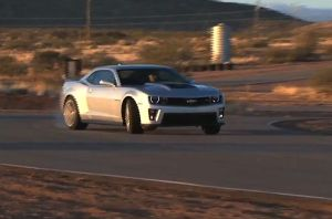 Video: Camaro ZL1 Warranty Covers You On The Road And At The Track