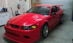 Storm-Damaged Cobra R Mustang Gets Rebuilt Right