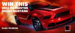 Raybesto's to Build and Giveaway 2013 ROUSH Stage 3 Mustang
