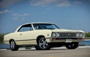 Chicago-Area Cop Finds His Dream Car In a Pristine '67 Chevelle SS
