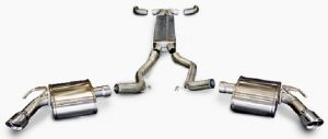 New Cat-Back Exhaust System for the 2011 Camaro V8 Offered by Corsa