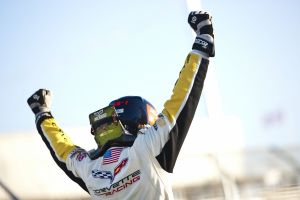 Corvette Racing Wins At The Streets Of Long Beach