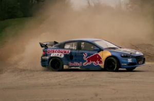 Video: Dodge Dart Dials In For Global RallyCross