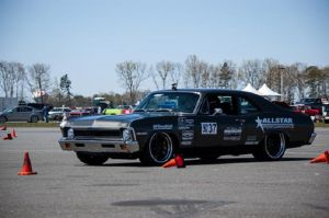 Detroit Speed Equipped Nova Takes the Win at Run to the Shore Event