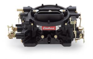 Edelbrock Now Offers Their Performer Series Carburetors in Black