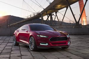 Next Generation Mustang To Look More Like 2013 Fusion