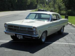 eBay Find of the Day: HEMI Killing '66 Fairlane Factory Racer