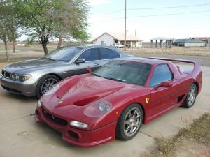 eBay Find of the Day: A Fiero-Based, Corvette-Powered Ferrari
