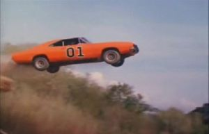 Video: Watch Every General Lee Jump From The Dukes of Hazzard
