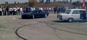 Wrecked Vette Wednesday: Turkish Drift Gone Bad