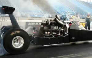 Video: Hypermax Engineerings' 3,000 HP Triple-Turbo Dragster