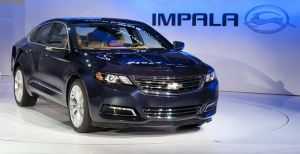 2014 Chevrolet Impala Makes World Debut at New York Auto Show