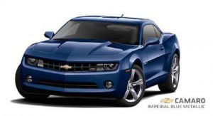 National Corvette Museum Raffling Off One of Four Imperial Blue ZL1s