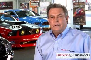Video: Kenny Brown Talks About His Mustang Racing Background