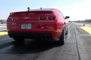 Video: Lingenfelter ALMOST Takes A New Camaro ZL1 Into the 10's