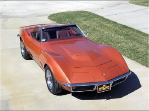 Over 60 Corvettes Hitting Houston Mecum Auction This Weekend