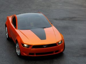2015 Mustang Definitely, Definitely Going Global