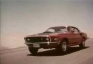 Video: 1969 Mach 1 Commercial