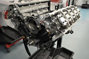 Livernois Motorsports Builds Badass Engine For ProCharged Raptor