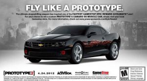 Giveaway Alert: Win A Prototype 2-Themed Camaro SS