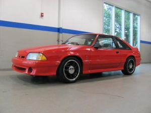 Buy The Last 93 Mustang Cobra R Ever Made For $115,000