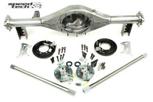 Chicane 9-inch Floater Rearend Assembly From Speed Tech Performance