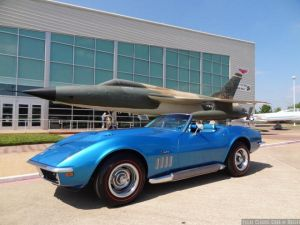 Video: NCRS-Prepared '69 427 Corvette Stingray Takes You For a Ride