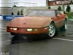 Video: Motor Week Tests Two Early 90's Super 'Vettes