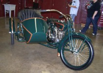 24._H-D_motocycle_with_sidecar