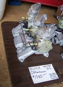 25._Offy_manifold_and_3X2s_for_Buick