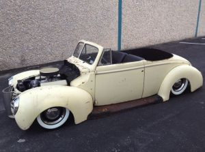 eBay Find of the Day: 1940 Ford Coupe With Chevy LS Engine