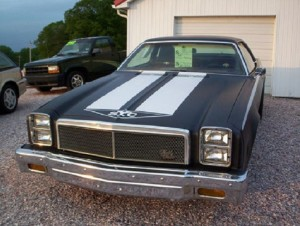 eBay Find Of The Day: '76 Malibu Yenko Clone
