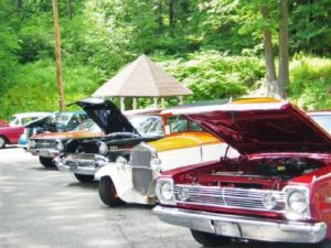 Chuck Lombardo Hosts His Annual Car Show For The 26th Year