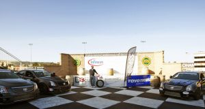 Cadillac Challenge presented by Toyo Tires - Infineon 2012 (8)