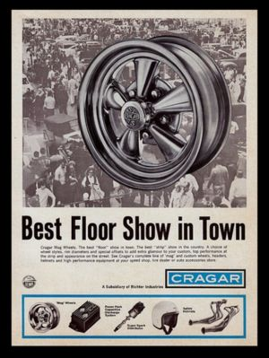 Classic Rewind: Cragar S/S Wheels Are The Most Recognizable, Ever