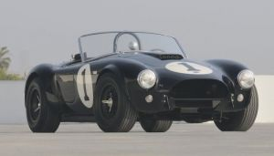 First Production Shelby Cobra To Appear At Dana Point Concours
