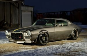 Ringbrothers&#8217; &#8217;70 Camaro Inspires Forgeline&#8217;s RB3C Series