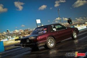 Tuten Takes Team Z-Built 'Stang To Upset NMRA Drag Radial Win At MIR