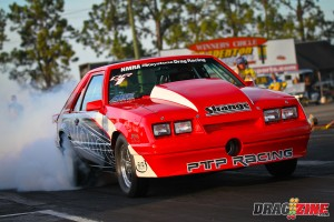 Jason Lee Resets NMRA Drag Radial Record At 7.36