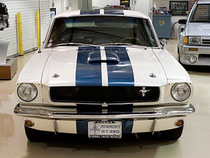 Jay Leno&#039;s Shelby GT-350