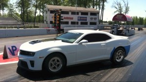Livernois Motorsports First to Run 9&#8242;s in a Camaro ZL1!
