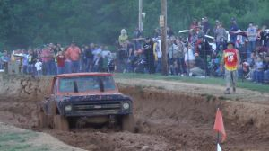 Video: Owner Abuses K10 Pickup In Full Throttle Mud Pit Dash