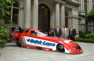 It&#8217;s Official: NHRA New England Nationals In Epping June 20-23, 2013