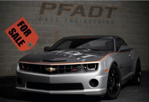 "For Sale: The Pfadt Racing ""Ring Spec"" 2010 Camaro SS"
