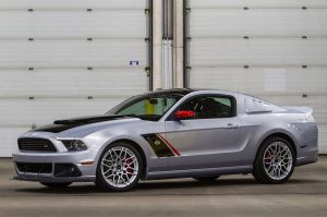 Auctioned Special Roush Stage 3 raised $100k for Charity