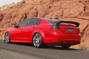 """Tale of a 4-Door Supercar"" – Nathan Tejada's 643 Horsepower G8 GT"