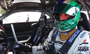 Video: Conrad Grunewald's Camaro Takes On Formula Drift