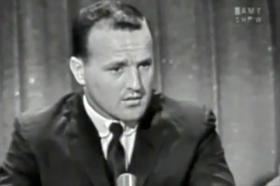 Video: Vintage TV Gameshow Footage With A.J. Foyt and Ray Harroun